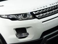 Range Rover Evoque Paris 2010