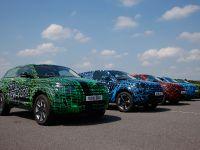 Range Rover Evoque Prototypes, 9 of 19