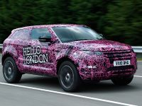 Range Rover Evoque Prototypes, 13 of 19