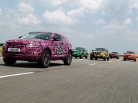 Range Rover Evoque Prototypes, 14 of 19