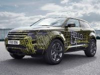 Range Rover Evoque Prototypes, 17 of 19