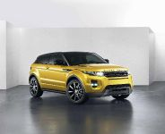 Range Rover Evoque Sicilian Yellow Limited Edition , 2 of 14