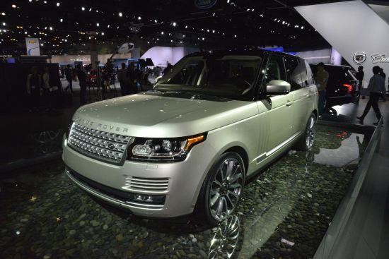 Range Rover Los Angeles