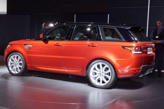 Range Rover Sport New York
