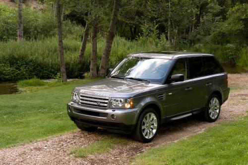 Range Rover Sport Supercharged, 1 of 15