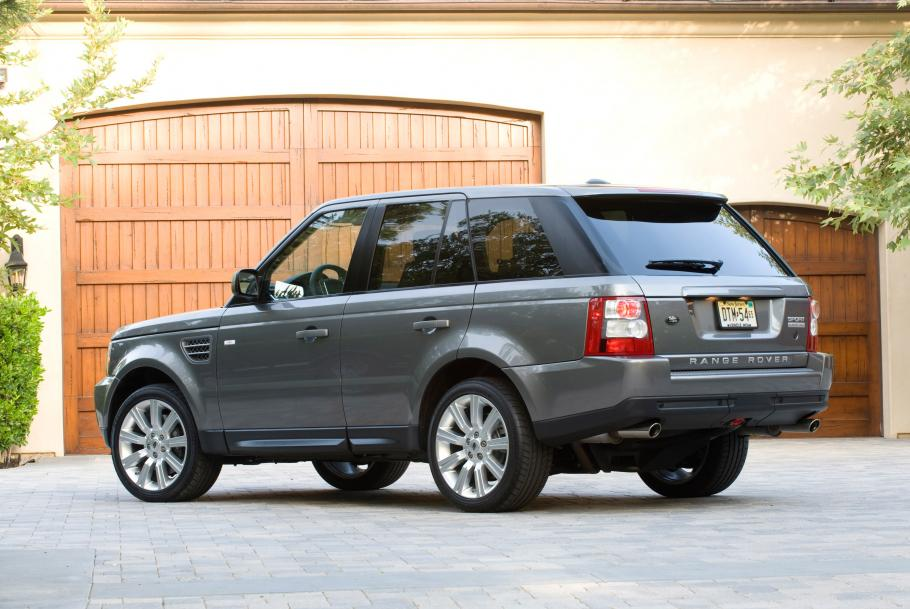 range rover sport supercharged picture 11 of 15 2009. Black Bedroom Furniture Sets. Home Design Ideas