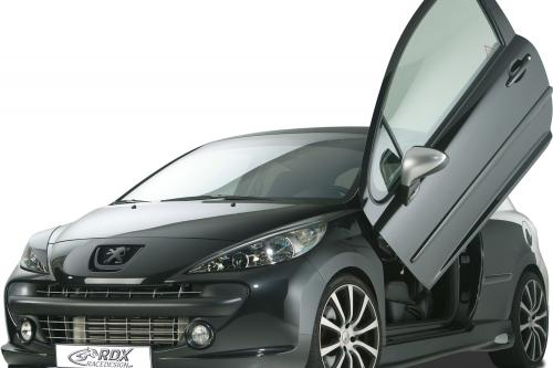 RDX RACEDESIGN уточняет Peugeot 207