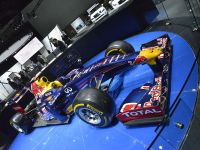 thumbnail image of Red Bull Racing F1 car Los Angeles 2012