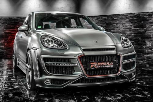 "\""Регула\"" тюнинга Porsche Caynne II в"