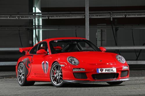 REIL Performance Porsche GT3
