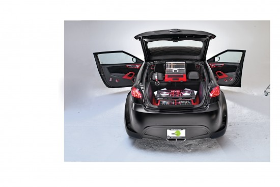 REMIX Hyundai Veloster Music