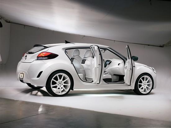 REMIX Hyundai Veloster Tech
