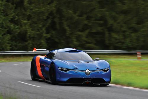 Renault Alpine A 110-50 Выявлено