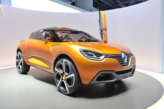 Renault Captur Geneva