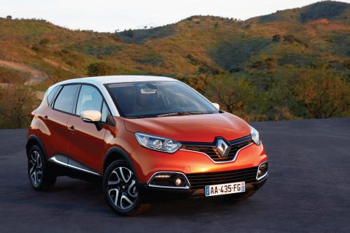 Renault Captur J87 , 1 of 8