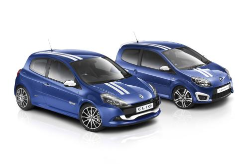 Renault открывает Гордини стиле Clio
