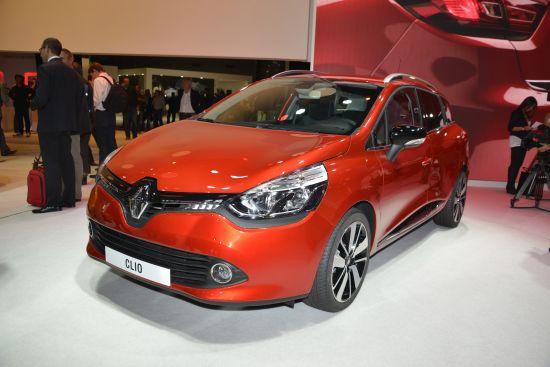 Renault Clio Paris