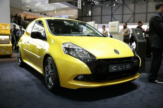 Renault Clio Renaultsport 200 Geneva