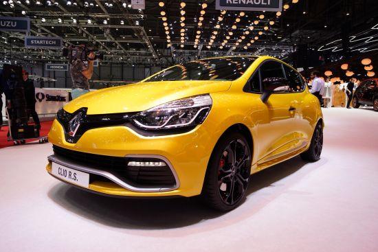 Renault Clio Renaultsport 200 Turbo Geneva