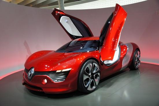 Renault DeZir Paris
