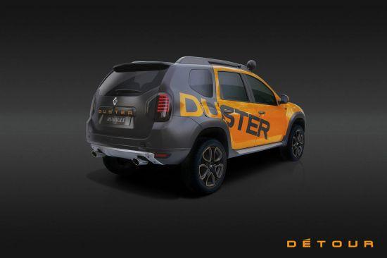 Renault Duster Detour concept