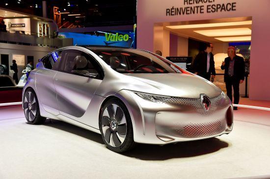 Renault Eolab Paris