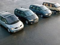 Renault celebrates 25 years of Espace