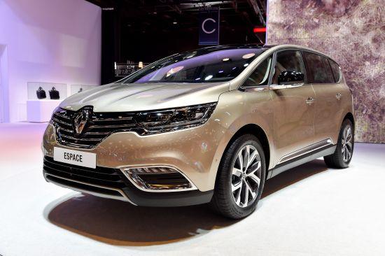 Renault Espace Paris