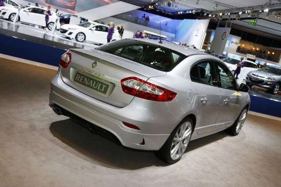 Renault Fluence Frankfurt