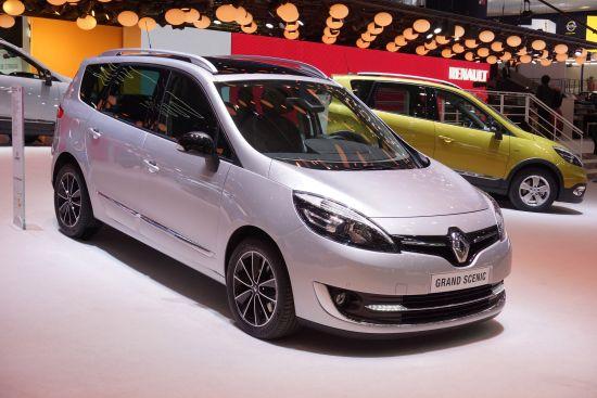 Renault Grand Scenic Geneva