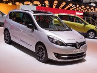 Renault Grand Scenic Geneva 2013