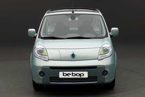 Renault Представила Z. E. (Zero Emission) Электромобиль Демонстратора