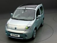 Renault Kangoo be bop Z.E. prototype, 2 of 9