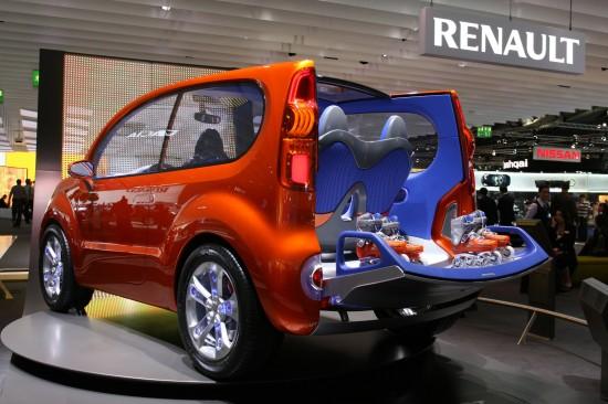 Renault Kangoo Compact Concept Frankfurt