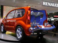 Renault Kangoo Compact Concept Frankfurt 2011