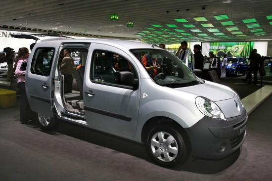 Renault Kangoo Frankfurt
