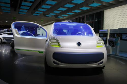 Renault Kangoo Ze Concept Frankfurt 2011 Hd Pictures