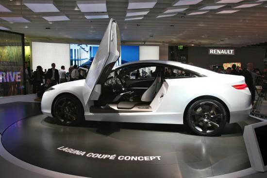 Renault Laguna Coupe Concept Frankfurt
