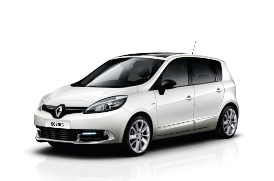 Renault Megane and Scenic Limited Special Editions
