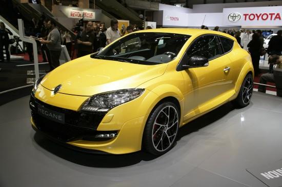 Renault Megane Renaultsport 250 Geneva