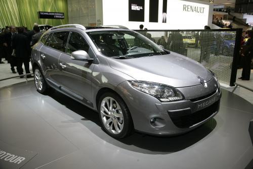 Renault Megane Sport Tourer в Женеве [4 эксклюзивных фотографии]