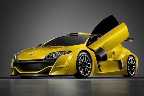 Renault Sport Дает Великобритании Дебют Для Нового Megane Trophy В Международный Автоспорт