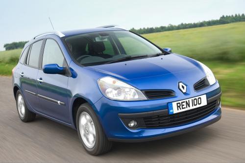 Renault объявляет цены на Clio sport tourer