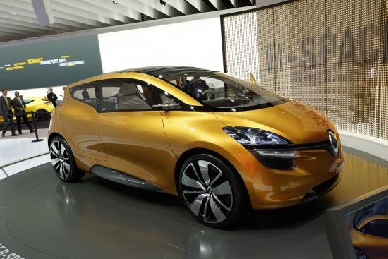 Renault R-Space Frankfurt