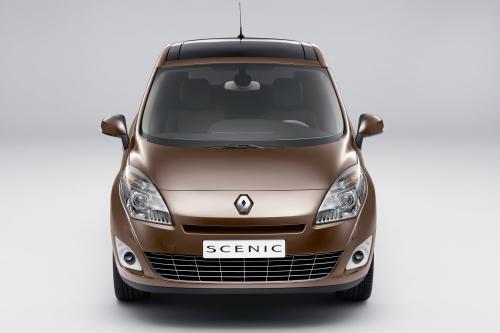 Renault Grand Scenic [Фотографии]