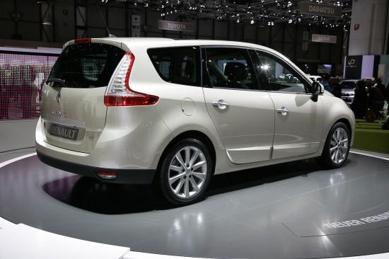 Renault Scenic Geneva