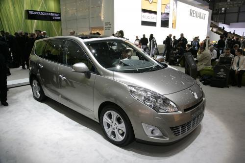 Renault Scenic И Grand Scenic