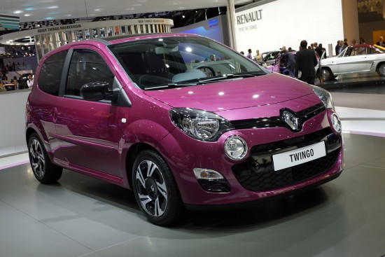 Renault Twingo Frankfurt