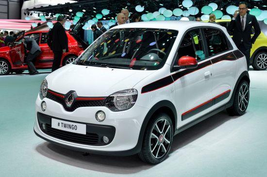 Renault Twingo Geneva