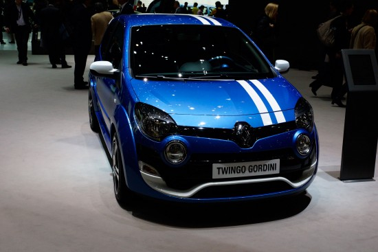 Renault Twingo Gordini Geneva
